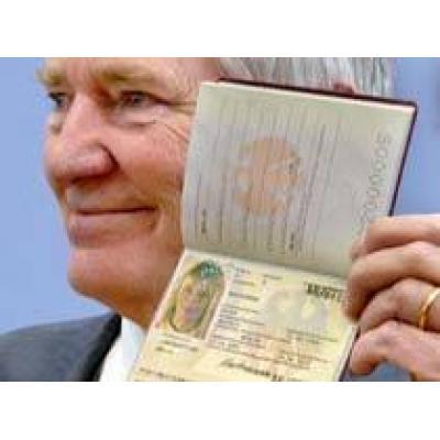 В Британии проблемы с выдачей биометрических паспортов