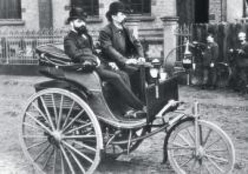 Автомобиль – история появления