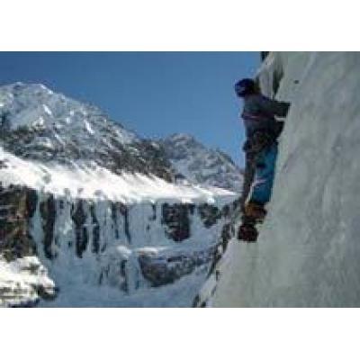 Альпинизмом в Чехии можно заниматься и зимой