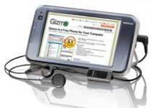Интернет-планшет Nokia N810 с WiMAX будет анонсирован на выставке CTIA Wireless 2008