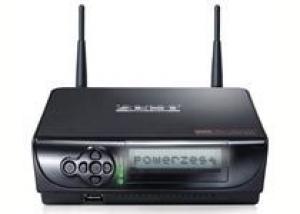 Новый сетевой плеер PowerZest HD-301