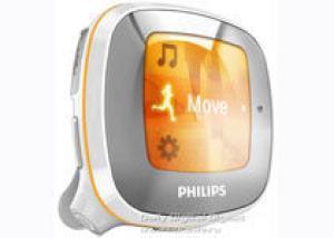 MP3-плеер Philips Activa побуждает заниматься спортом