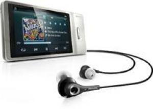 Philips SA2MUS08S/02: второе поколение портативных аудио/видеоплееров Muse