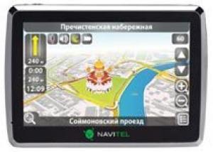 Новая модель навигатора NAVITEL NX5000 уже в продаже