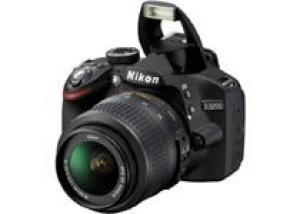 Nikon D3200 – новая цифровая зеркальная фотокамера начального уровня