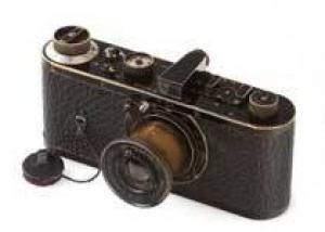 Прототип фотокамеры Leica продан за 2,16 миллиона евро