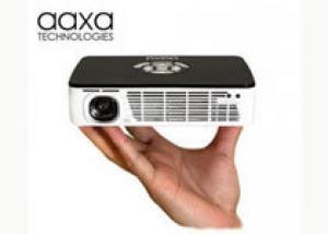 AAXA P300: пико-проектор с яркостью 300 люмен