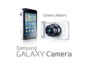 Фотореволюция с Samsung Galaxy Camera