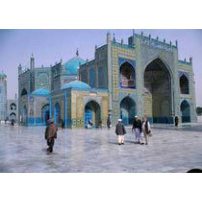 В Афганистане создадут туристические центры