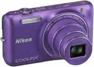 Nikon COOLPIX S6600 – компактная фотокамера с поворотным экраном