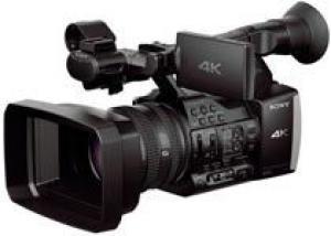 Sony Handycam FDR-AX1E: новая пользовательская 4K- видеокамера