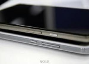 Планшетофон Huawei Ascend Mate замечен на `живых` фотографиях