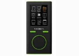 MP3-плеер teXet T-30 для активной жизни
