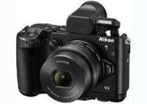 Nikon 1 V3: новая компактная беззеркальная камера со сменными объективами