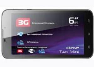 Explay представил 6-дюймовый мини планшет Tablet Mini