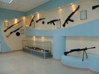 Бандитское оружие в музее