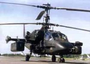 Вертолет Ка-52 предъявлен на государственные испытания