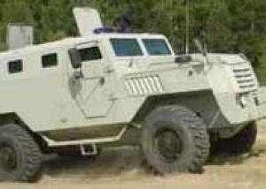 ВПК представляет новую специальную бронированную полицейскую машину СПМ-3