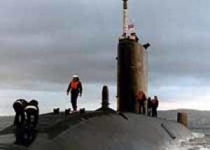 С британской подлодки в реку вылилась радиоактивная жидкость