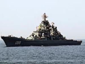 Отряд кораблей Северного флота завтра посетит Венесуэлу
