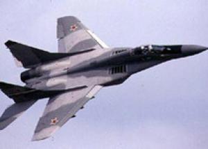 В Забайкальском крае разбился самолет МиГ-29, погиб пилот