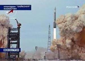 С Байконура запущен российский военный спутник