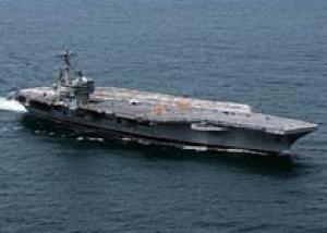 "Авианосец ""Джордж Буш"" передан ВМС США"