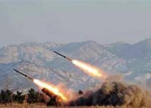 КНДР выпустила две ракеты по американским самолетам