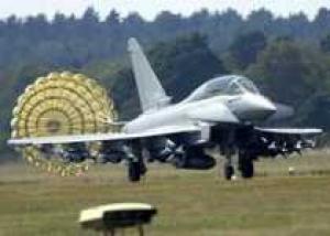 Саудовская Аравия получила первые истребители Eurofighter Typhoon