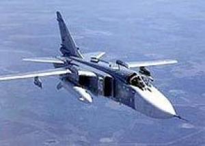 В Мурманской области разбился бомбардировщик Су-24