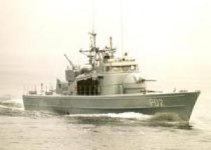 Ирак получил новые патрульные корабли