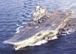 Главком ВМФ России признал строительство авианосцев бесперспективным