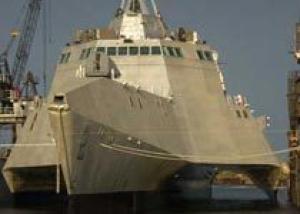 Испытания корабля ВМС США сорвались из-за технических проблем
