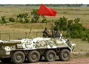 Российские военные завершили учения
