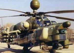 Крушение вертолета Ми-28Н