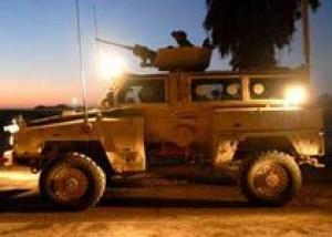 Пентагон разместит в Германии машины с повышенной защитой от мин