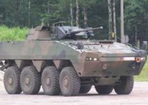 Польские бронетранспортеры испортили по дороге в Афганистан