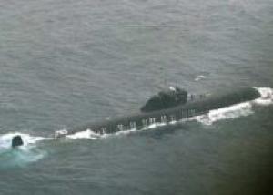 Первая индийская атомная подводная лодка спущена на воду