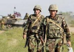 В Грузии начались самые крупные за год учения армии