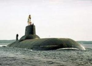 До передачи ВМФ России ПЛАРБ