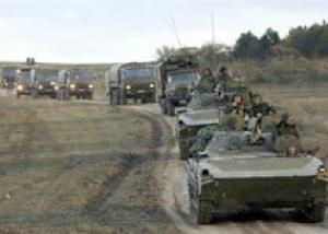 Россия привела войска в Южной Осетии в повышенную боеготовность