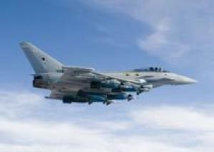 Истребители Typhoon получат новое вооружение и бортовые РЛС