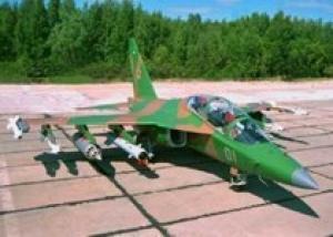 В Иркутске совершил первый полет экспортный Як-130