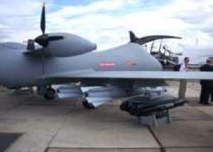 Новый британский беспилотник прошел первые летные испытания