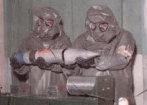 Россия досрочно уничтожила 18 тысяч тонн химического оружия