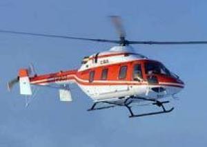 Учебный вертолет `Ансат` приступил к летным испытаниям