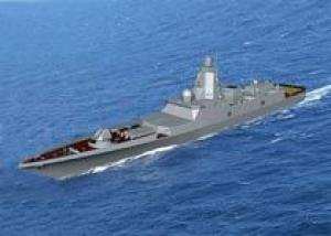 Сегодня состоится закладка фрегата проекта 22350 для ВМФ России