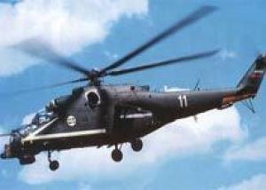 МИ-24ПН МИ-8МТКО закрыли потребность ВВС в ночных вертолетах