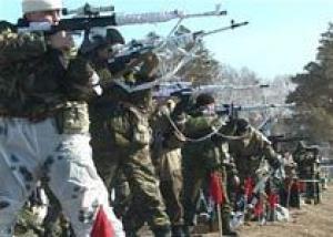 Вооруженные силы РФ укомплектовали взводами снайперов