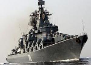 Отряд кораблей ТОФ во главе с крейсером `Варяг` вернулся из Сингапура
